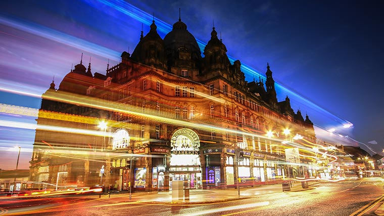 Kirkgate Market Leeds © Carl Milner Photography for Visit Leeds