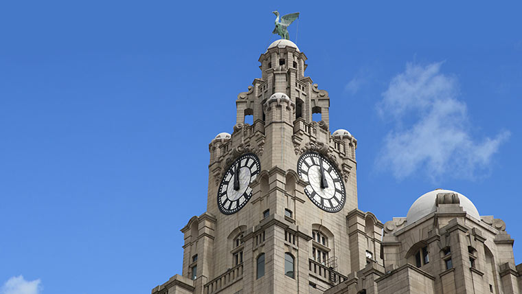 The Liver Building - Liverpool