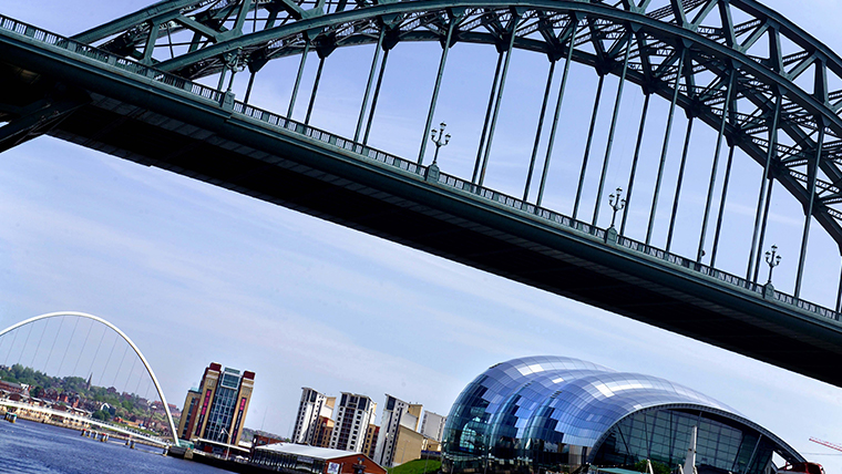 Spend a day on the Quayside © Newcastle Gateshead Initiative