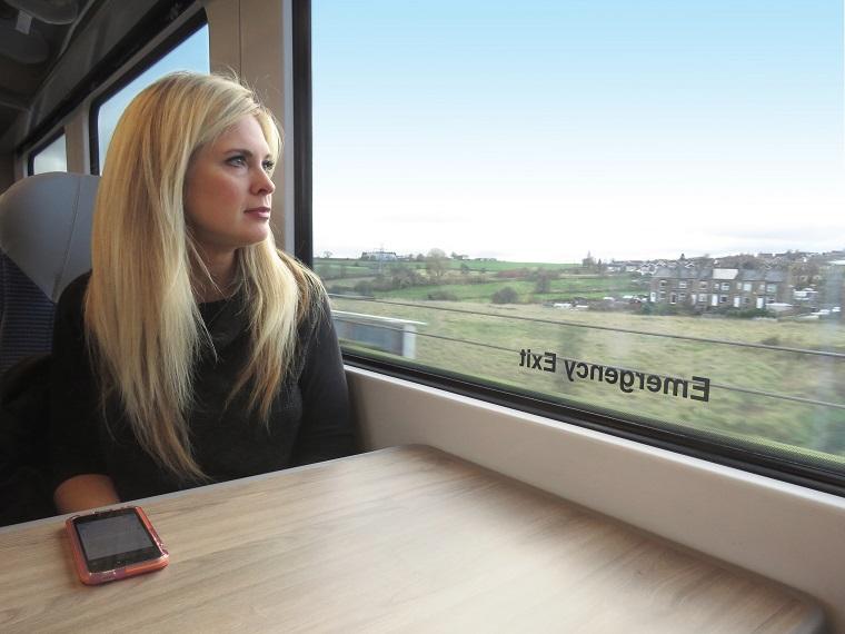 Leeds to Manchester on a new look train | Blog | TransPennine Express