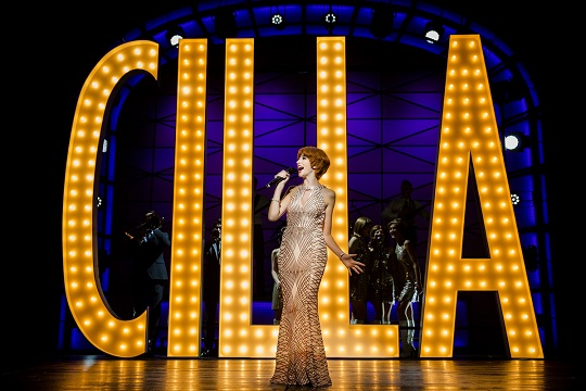 Kara Lily Hayworth (Cilla) Cilla The Musical Liverpool Empire  Photo By Matt Martin