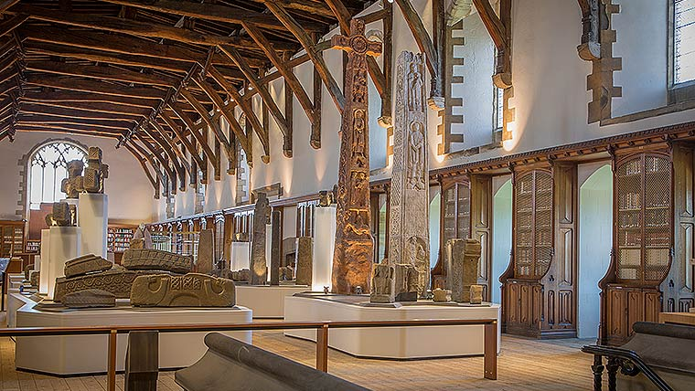 Durham Cathedral Treasure Room © Visit County Durham