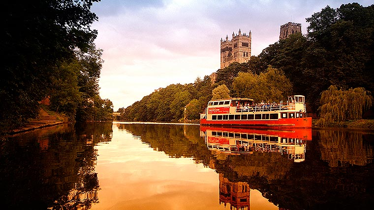 River Cruise © Visit County Durham