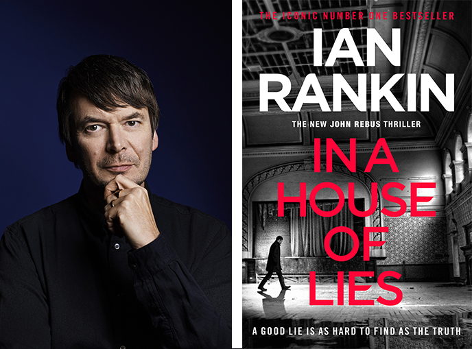 Ian Rankin is touring the TransPennine network this October