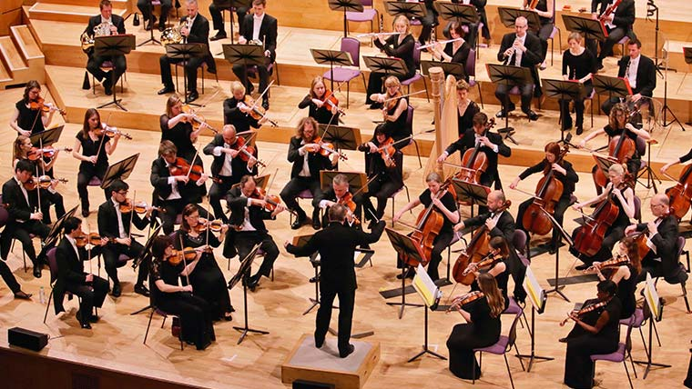 The Hallé English Symphony Orchestra
