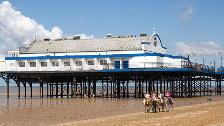 The Pier, Cleethorpes