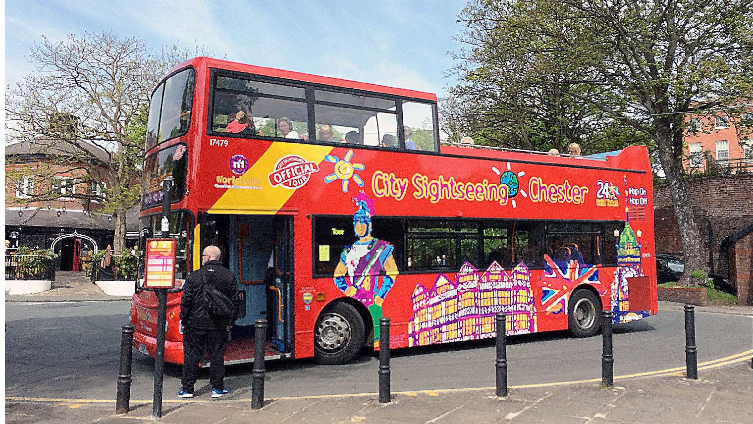 chester city sightseeing
