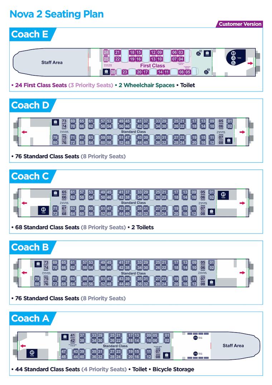 Rds seating plan