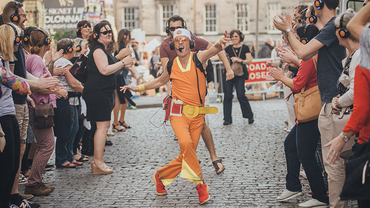 There's something for everybody at the Fringe, the largest arts festival in the world