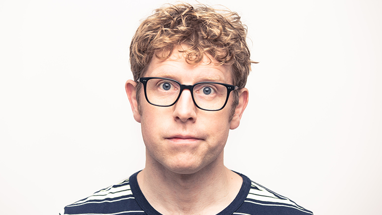 Josh Widdicombe is among the fantastic festival comedy lineup