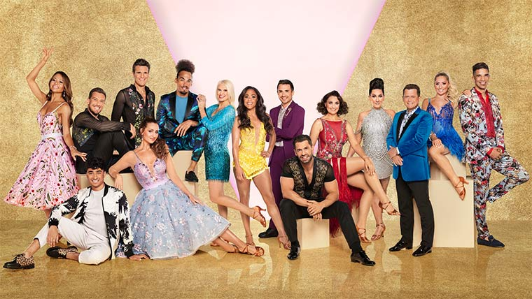 Sample the magic of Strictly up close with the live tour – waltzing into Leeds on 24 January