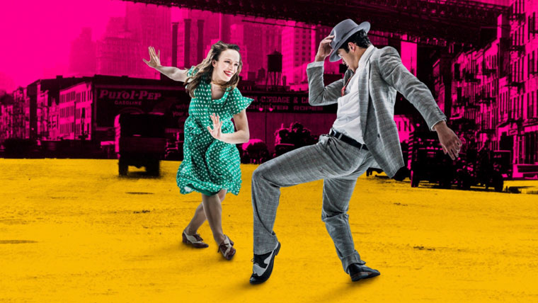 Guys and Dolls brings the bright lights of New York to Sheffield's Crucible Theatre